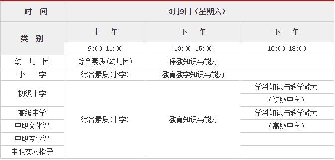 2019上半年四川省中小学教师资格证笔试考试报名公告-聚师网教育
